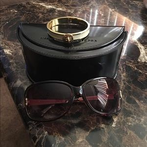 Marc By Marc Jacobs's bracket and sunglasses